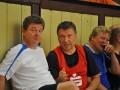 Magdeburgs Oberbürgermeister Lutz Trümper und Hartmut Krüger im Gespräch (Foto: Thomas Opp)
