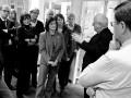 Besuch bei der Redaktion der Volksstimme Magdeburg (29.01.2008) - Foto: Bastian Ehl