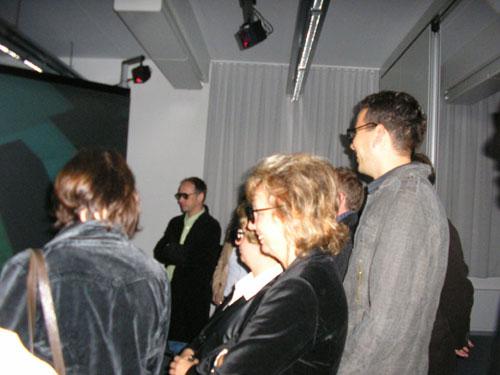Besuch im VDTC des Fraunhofer IFF Magdeburg (13.09.2007)