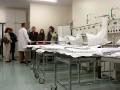 Besuch in der Universitätsfrauenklinik Magdeburg (15.11.2007)
