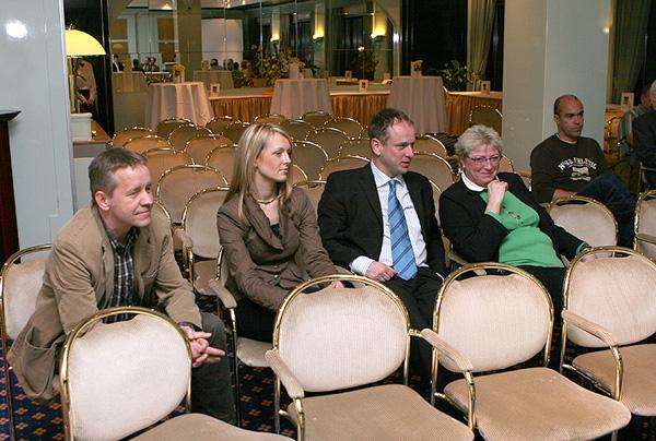 """Diskussionsabend \""""Zukunft des Magdeburger Sports\"""" (11.03.2008)"""