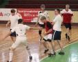 4. Handball-Benefizturnier des Presseclubs Magdeburg am 15.06.2013 in der Hermann-Gieseler-Halle (Foto: © werbeagentur jwd)