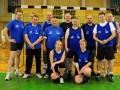 Team des Marketing-Clubs Magdeburg - 4. Handball-Benefizturnier des Presseclubs Magdeburg am 15.06.2013 in der Hermann-Gieseler-Halle