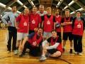 Team des Presseclubs Magdeburg - 4. Handball-Benefizturnier des Presseclubs Magdeburg am 15.06.2013 in der Hermann-Gieseler-Halle