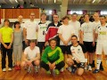 Team des Montessori-Zentrums Magdeburg - 4. Handball-Benefizturnier des Presseclubs Magdeburg am 15.06.2013 in der Hermann-Gieseler-Halle