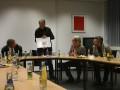 18.10.2016: Hintergrundgespräch der Landespressekonferenz Sachsen-Anhalt e.V. mit den Regierungssprechern