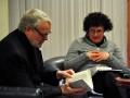 Lesung mit Klaus F. Messerschmidt am 27.03.2012 im Maritim Hotel Magdeburg