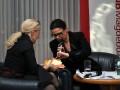 Presseclub-Abend mit Julia Neigel am 23.02.2012 in Magdeburg (Foto: Thomas Opp)
