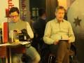 Mitgliederversammlung des Presseclubs Magdeburg e.V. am 03.12.2012 in der villa.p des Puppentheaters Magdeburg