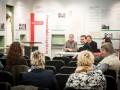 Mitgliederversammlung des Presseclubs Magdeburg am 25.11.2014 in der Gedenkstätte am Moritzplatz