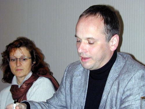 Mitgliederversammlung des Presseclubs 2007 (04.12.2007)