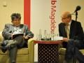 """Podiumsdiskussion """"Brennendes Arabien"""" am 14.04.2011 im Maritim Hotel Magdeburg - Dr. Wahid Nader und Steffen Honig"""