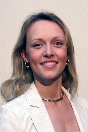 Dipl.-Kff. Sandra Y. Heinrichs, Vorstandsmitglied Presseclub Magdeburg e.V. (Foto: Eroll Popova)