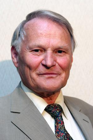 Dr. Henning Friebel, Präsident, Ärztekammer Sachsen-Anhalt (Foto: Eroll Popova)