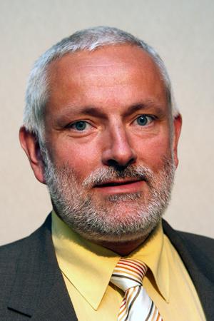 Dr. Burkhard John, Vorstandsvorsitzender, Kassenärztliche Vereinigung Sachsen-Anhalt (Foto: Eroll Popova)