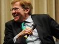 Dr. Jörg Kürschner (mdr) moderierte die Podiumsdiskussion mit den Spitzenkandidaten zur Landtagswahl 2011 in Sachsen-Anhalt am 08.02.2011 im Maritim Hotel Magdeburg.