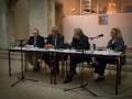 """Podiumsgespräch zum Thema """"Lost Art – Kulturgutverluste zwischen Recherche, Politik und Museumsarbeit"""" am 21.04.2015 im Kulturhistorischen Museum Magdeburg"""