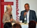 Presseclub-Abend mit Wolfgang Stumph am 07.08.2012