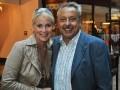 Anja Petzold und Wolfgang Stumph am 07.08.2012
