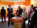 Pressefahrt am 19.04.2008 nach Leipzig