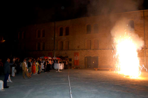 Sommerfest 2005 in der Festung Mark (03.06.2005)