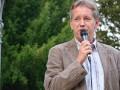 Sommerfest des Presseclubs Magdeburg e.V. und des Deutschen Journalisten-Verbandes e.V. am 07.08.2010 in der Villa Bennewitz  - Norbert Doktor (Vorsitzender des Presseclubs Magdeburg)