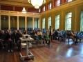 Tagesfahrt des Presseclubs Magdeburg am 08.10.2011 nach Halle (Saale) - Besuch der Martin-Luther-Universität