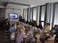 Tagesfahrt des Presseclubs Magdeburg am 08.10.2011 nach Halle (Saale) - Besuch im Funkhaus Halle