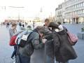 Tagesfahrt des Presseclubs Magdeburg am 08.10.2011 nach Halle (Saale) - Geführter Altstadtbummel