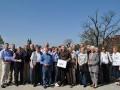Treffen von Vertretern des Presseclubs Magdeburg mit dem Presseklub Bremerhaven-Unterweser am 28.04.2012 in Magdeburg (Foto: Thomas Opp)