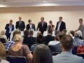 Wahlforum des Presseclubs Magdeburg zur Bundestagswahl 2017 am 24. August im Maritim Hotel Magdeburg