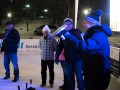"""""""Winterfest"""" des Presseclubs Magdeburg mit Eisstockschießen in der Festung Mark am 19. Januar 2017"""