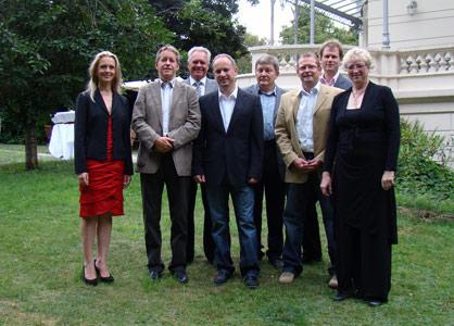 Vorstand des Presseclubs Magdeburg e.V.