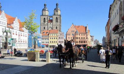 Presseclub-Tagesfahrt in die Lutherstadt Wittenberg