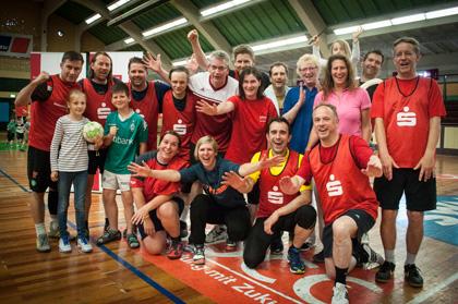 5. Handball-Benefizturnier des Presseclubs Magdeburg