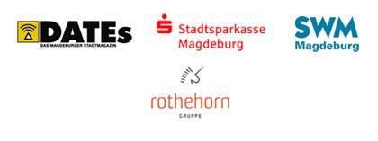 mit Unterstützung von DATEs, Stadtsparkasse Magdeburg, SWM und rothehorn Gruppe