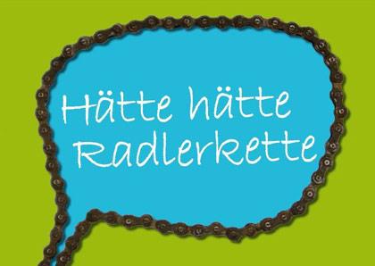 HÄTTE HÄTTE RADLERKETTE