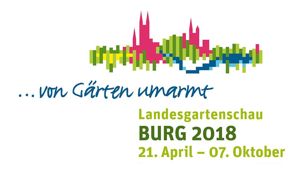 Presseclub-Tagesfahrt am 01.09.2018 zur Landesgartenschau in Burg